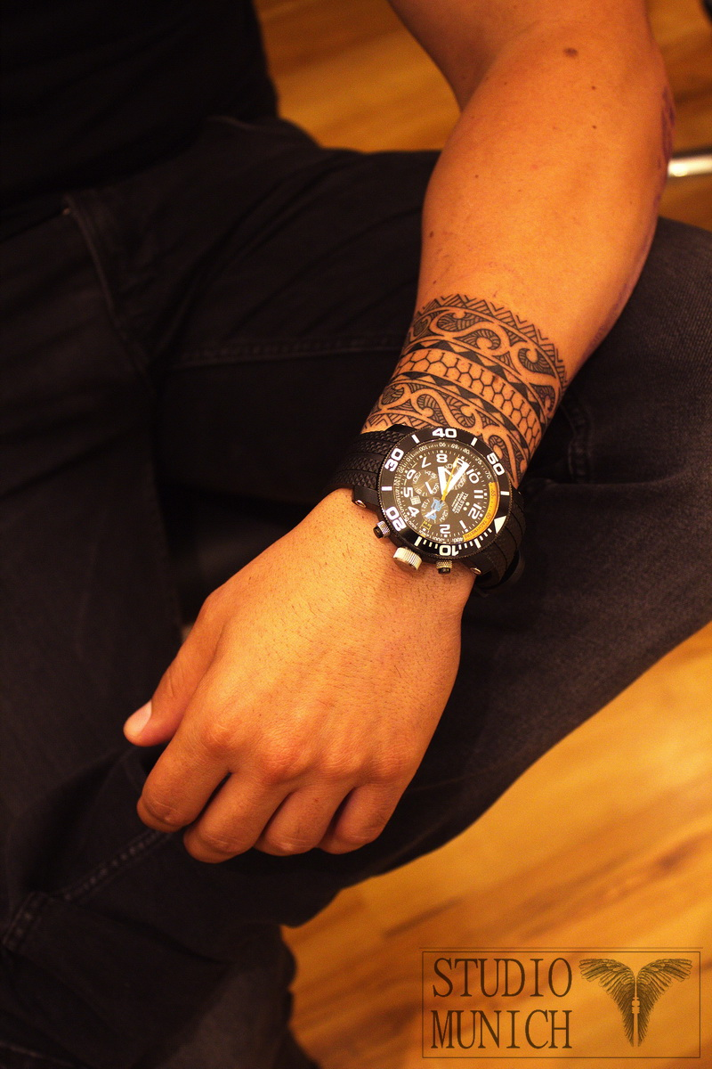 Permalink to Henna Arm Tattoo