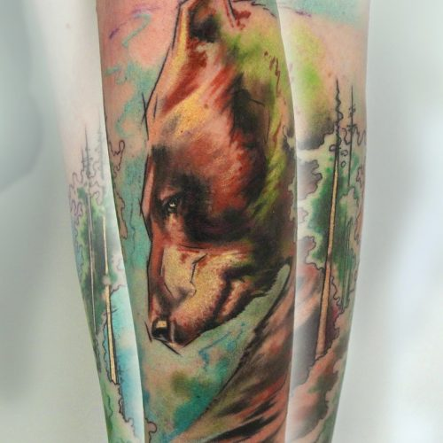 AQUARELL TATTOOS