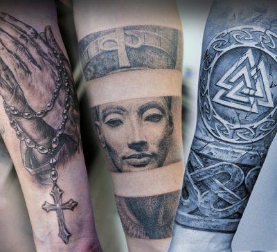 Du hast dich entschieden dir dein erstes Tattoo stechen zu lassen und hast noch viele offene Fragen?